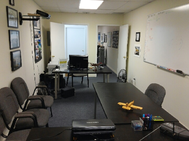 Office and Briefing Room, 2501 27th Avenue F-2, Vero Beach, FL, 32960, USA